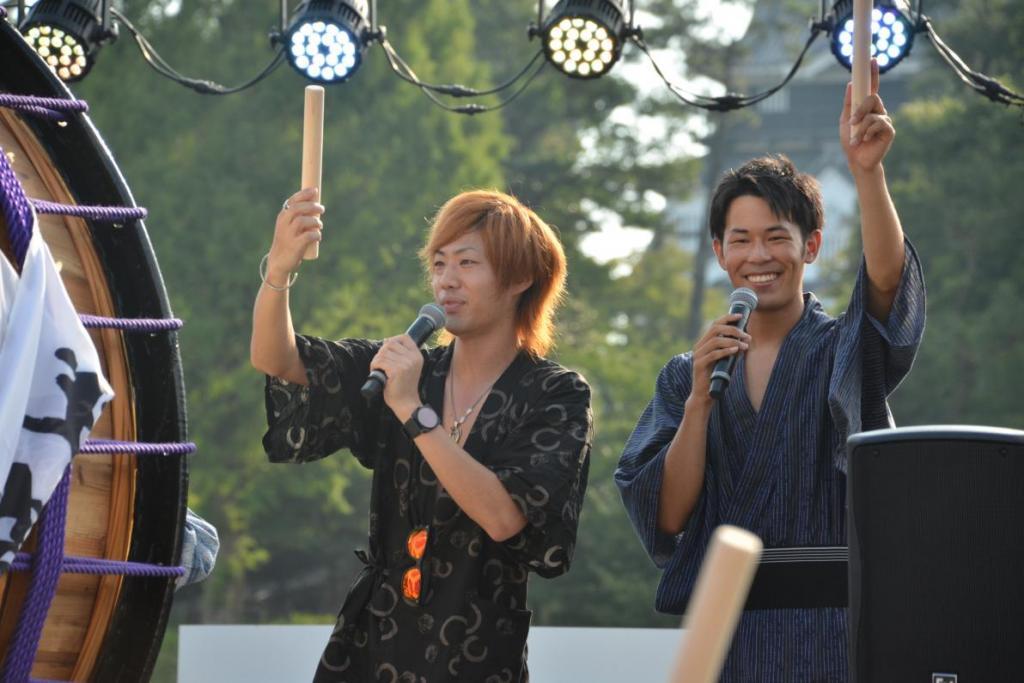 【東海オンエア】岡崎城下家康公夏まつりのステージイベント ...