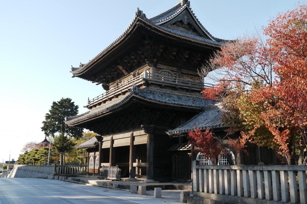 大樹寺 岡崎の観光スポット 岡...