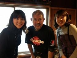 Kibunde-Sachioさんの家康らぁめんは、井伊直政さんスタイルでした!八丁味噌味で最高の美味しさでした♡