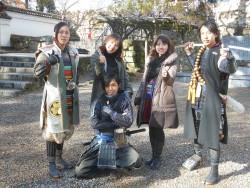 葵武将隊さんの息の合ったパフォーマンスに感動しました!ファンの方がたくさんいらっしゃるのも納得です!