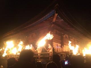 「火まつり」!!!