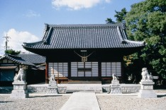 新田白山神社